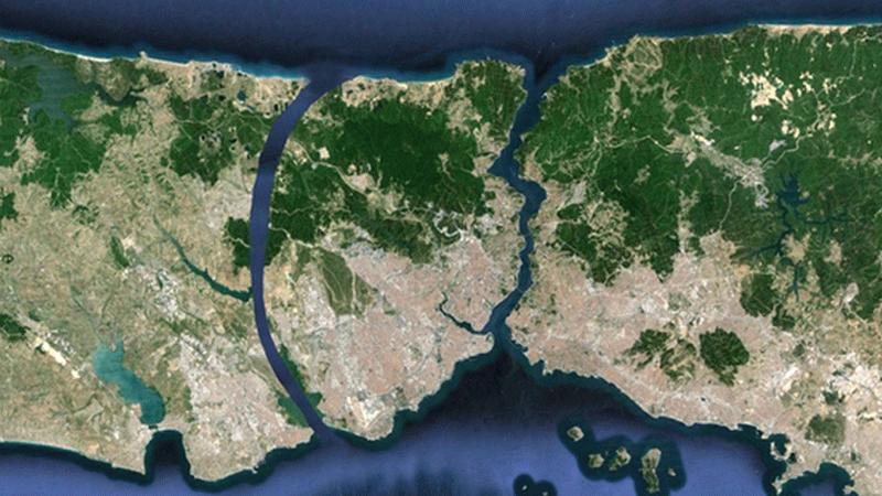 Kanal İstanbul alanındaki ormanların orman vasfı kaldırılacak