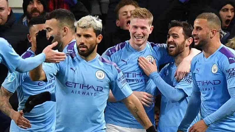 Manchester City'nin göğüs reklamı = Süper Lig takımları!