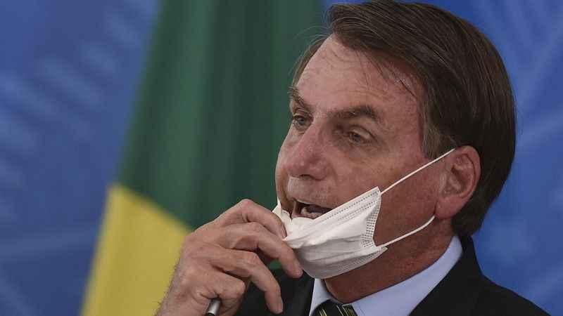 Brezilya'da Bolsonaro ve çocuklarına 'sahte haber' soruşturması