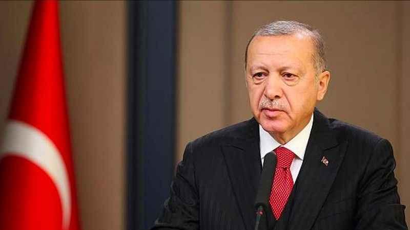 Erdoğan'dan Ayasofya-i Kebir Cami-i Şerifi paylaşımı
