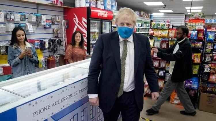 Boris Johnson, koronavirüsten 7 kilo kaybettiğini açıkladı
