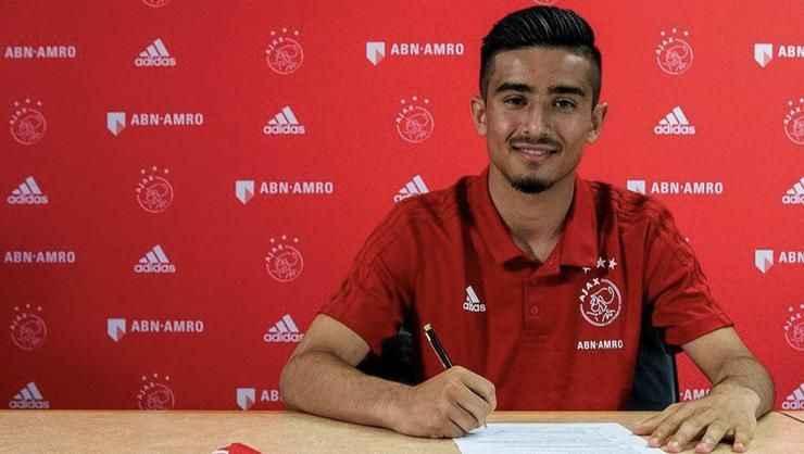 Ajax, Naci Ünüvar'ın sözleşmesini uzattı!