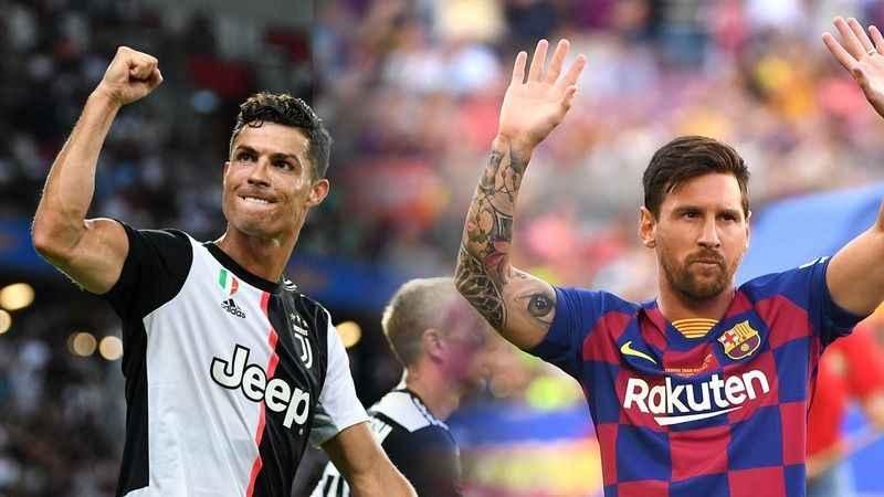 Messi-Ronaldo çekişmesi artık Serie A'da mı?