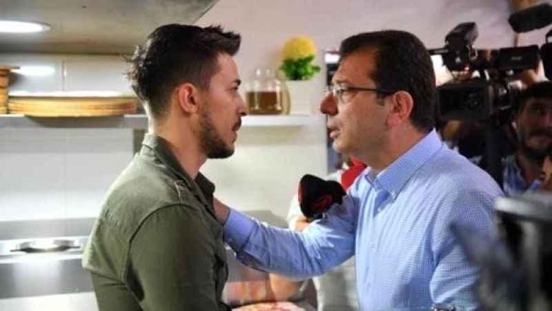 Ekrem İmamoğlu'yla tartışan Eyüp Akgün Özel Kalem Müdürü oldu!