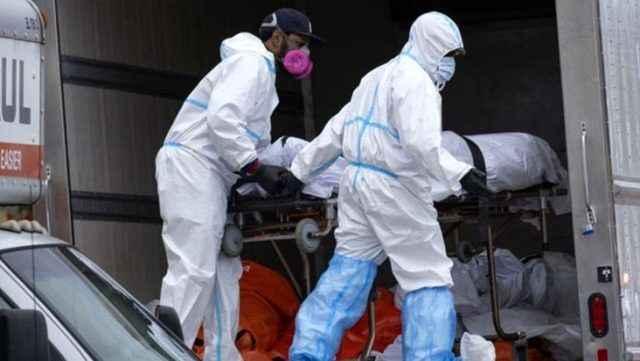 En zor karar! ABD'de koronavirüs hastaları ölüme terk edilecek