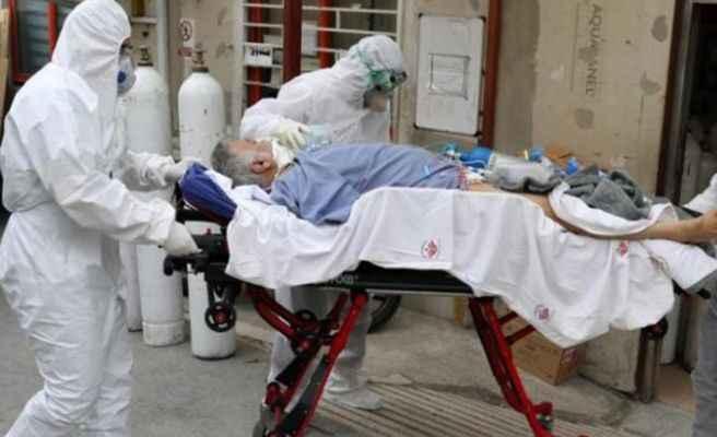 Dünya genelinde koronavirüs vaka sayısı 16 milyona yaklaştı