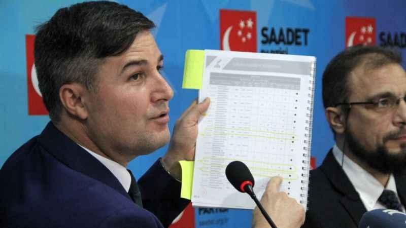 """Saadet Partisi, """"Bayrampaşa Belediyesi 2019"""" raporunu yayınladı"""