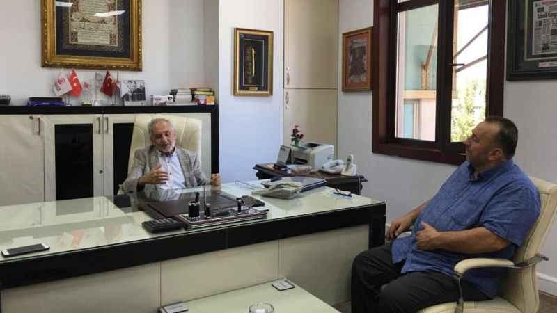 Oğuzhan Asiltürk: Milli Görüş Ayasofya'ya ilk günden beri sahip çıktı