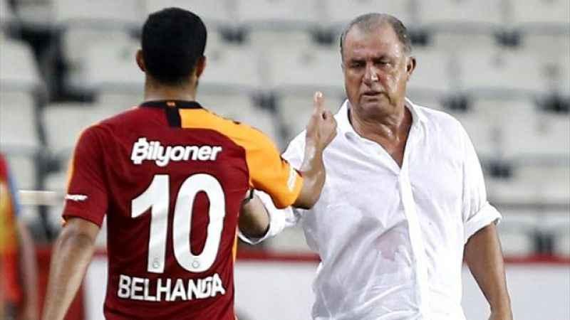"""Terim'de dikkat çeken mesaj! """"Galatasaray tam değişimin noktasındadır"""""""