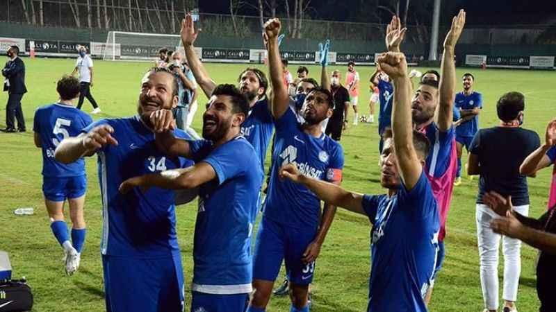 Batuhan Karadeniz, Tuzla'yı finale taşıdı