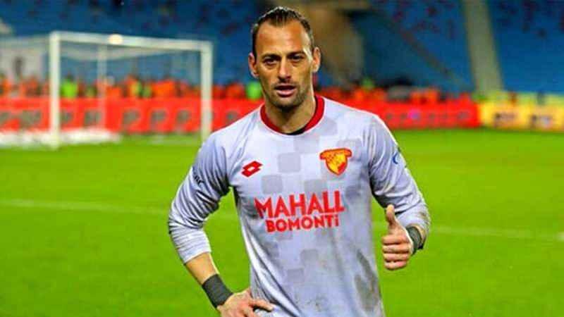 Son Dakika! Galatasaray'da Muslera'nın yerine 38'lik Beto geçiyor
