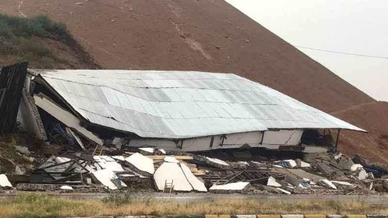 Meteorolojiden Erzincan ve Erzurum için kuvvetli rüzgar uyarısı