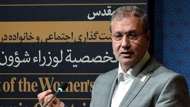 İran Hükümet Sözcüsü Ali Rebii korona virüse yakalandı