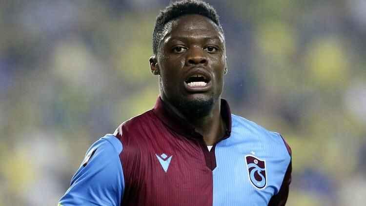 Trabzonsporlu Caleb Ekuban'ı Celta Vigo istiyor