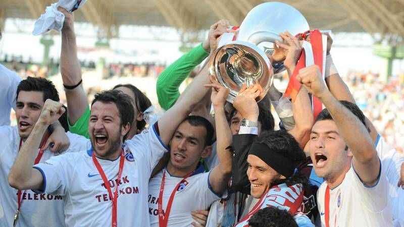 Trabzonspor 10 yıllık kupa hasretine son vermek istiyor!
