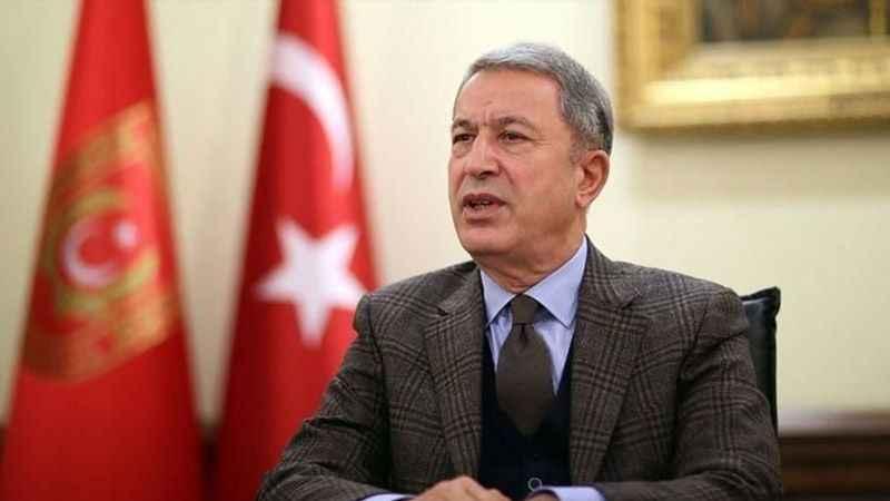Bakan Akar'dan Ayasofya Camii açıklaması