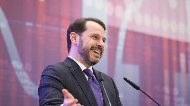 Hazine ve Maliye Bakanı Berat Albayrak: Türkiye 33. sıraya yükseldi