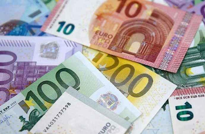 8 lirayı aşan eurodan tarihi rekor!