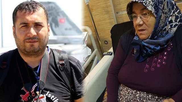 Konyalı gazeteciden duygu dolu paylaşım! Annesini koronadan kaybetti
