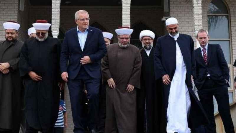Avustralya Başbakanı Morrison'dan Türkçe Kurban Bayramı mesajı