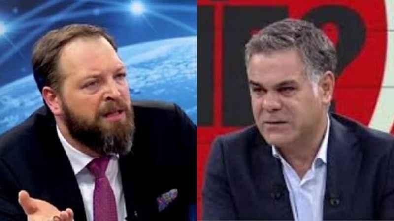 AK Parti'de kargaşa sürüyor! İki isim sosyal medyada birbirine girdi