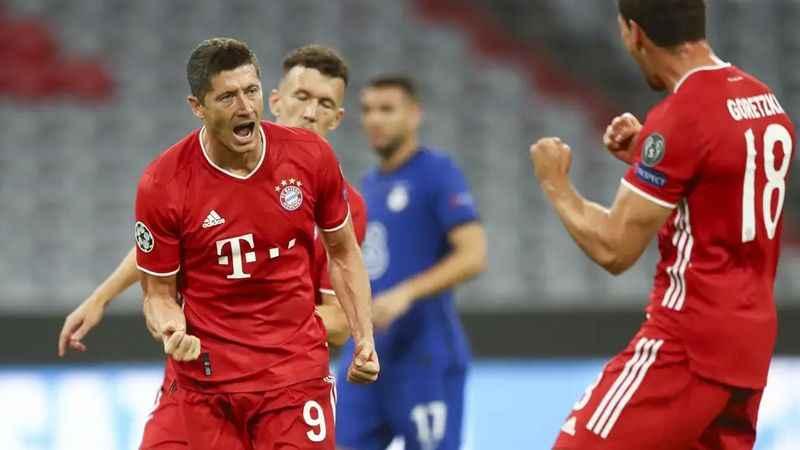 Bayern Münih, Chelsea'yi 4 golle dağıttı!