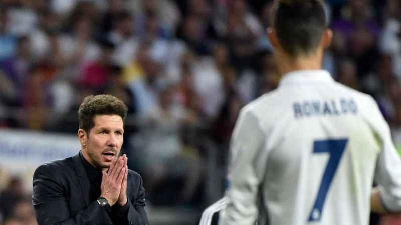 Diego Simeone'nin korkulu rüyası: Cristiano Ronaldo