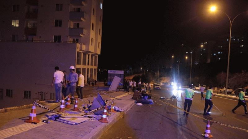 Kahramanmaraş'ta alkollü sürücü kaldırımdaki yayayı ezdi