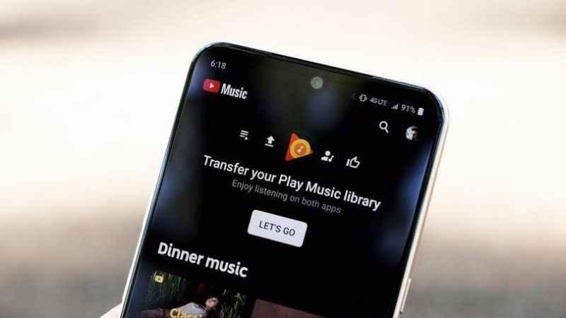 Google müziğin sesini kapatıyor