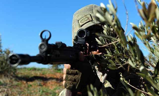 21 PKK/YPG'li terörist gözaltına alındı