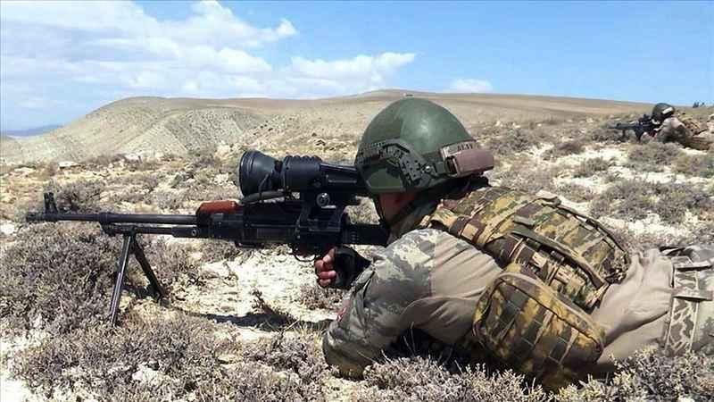 Türkiye ve Azerbaycan'dan tatbikat! Düşman saldırısı geri püskürtüldü