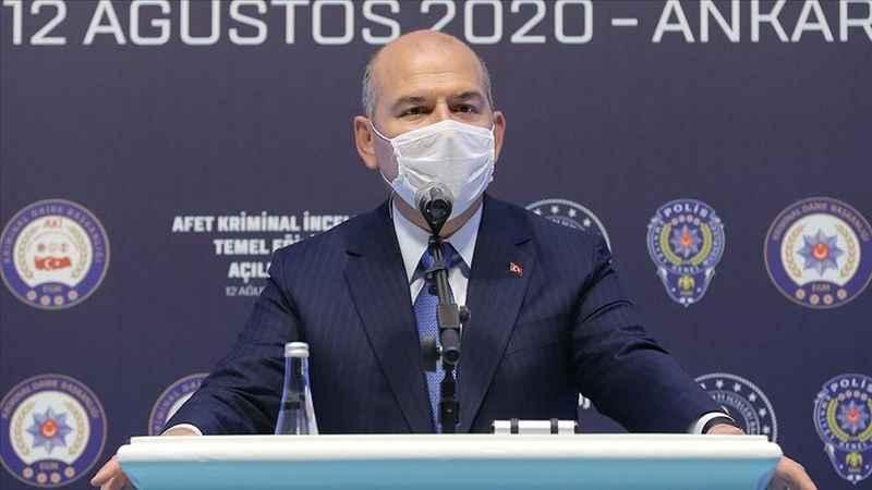 İçişleri Bakanı Soylu: Yıldırım-5 Operasyonu başlatıldı