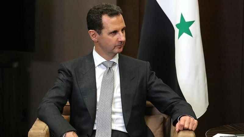 Konuşma yaparken fenalaştı! Esad kürsüden inmek zorunda kaldı