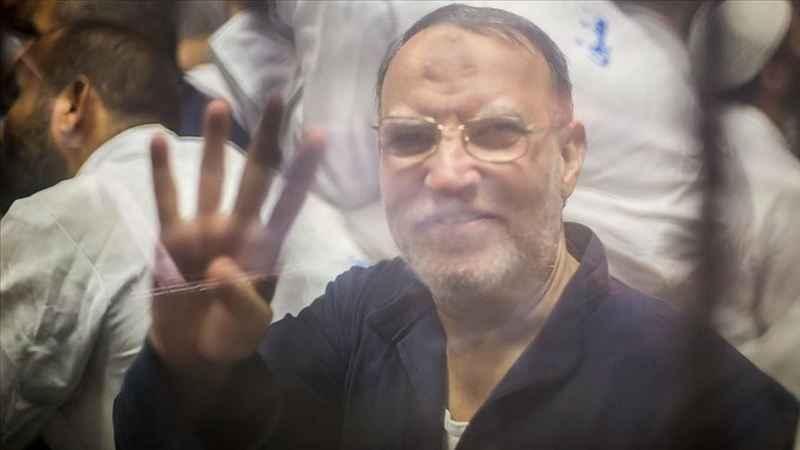 Mısır zindanlarından acı haber! Müslüman Kardeşler lideri vefat etti