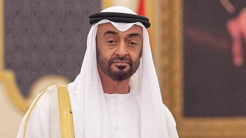 BAE Veliaht Prensi bin Zayid'i işgal topraklarına davet ettiler