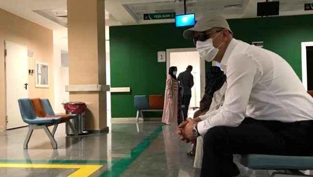Tebdili kıyafetle hastaneleri denetleyen Şanlıurfa Valisinden açıklama