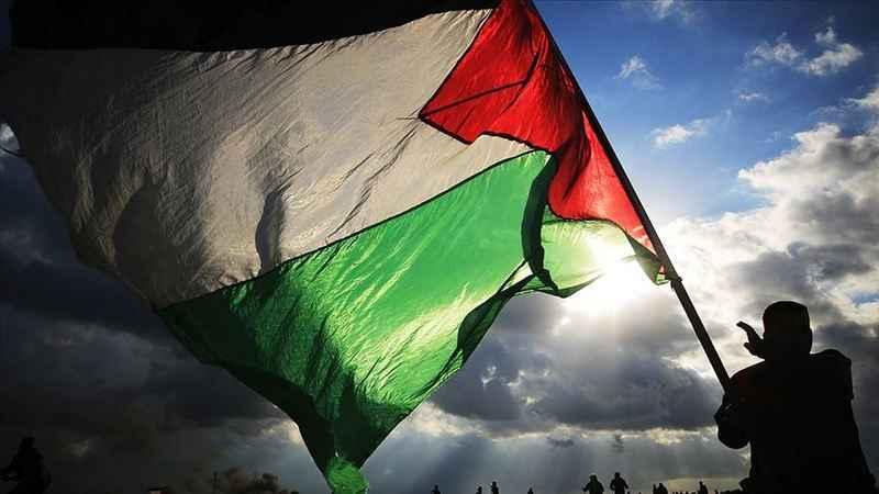'Kudüs'ün ve Filistin'in bağımsızlığı milli meseledir'