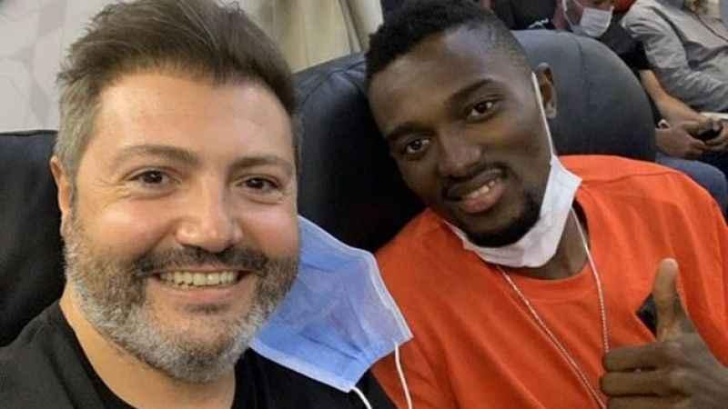 Bernand Mensah'ı getiren menajer daha önce Beşiktaş'a dava açmış!