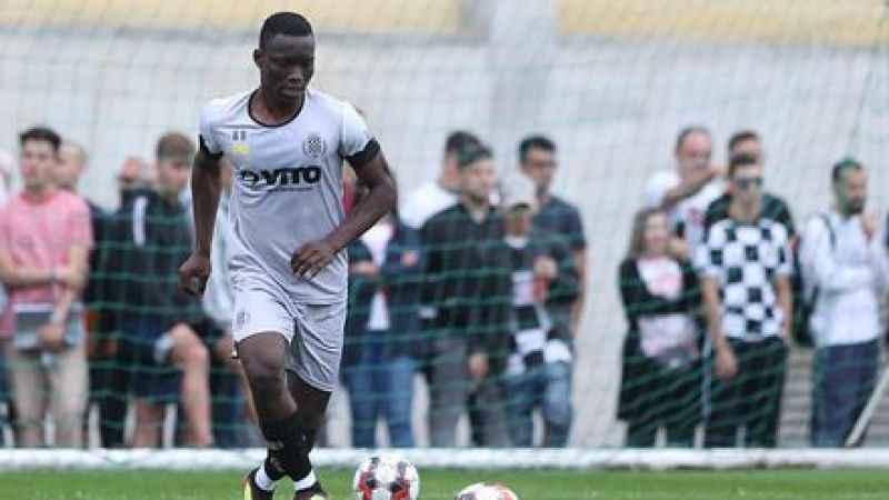 Kayserispor'un yeni transferi: Yaw Ackah