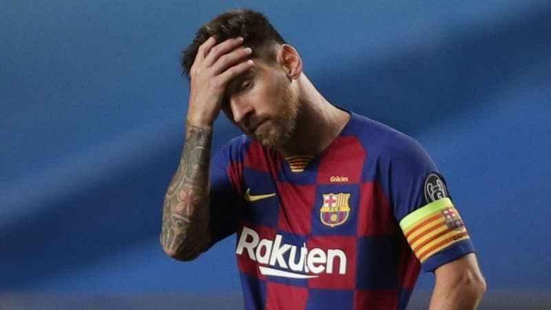 Barcelona Başkanı açıkladı! Messi gidiyor mu?