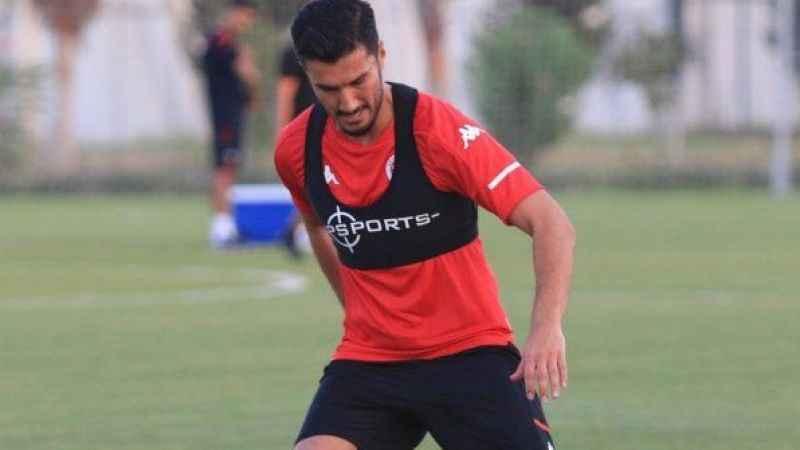 Nuri Şahin Antalya'da ilk antrenmanına çıktı!
