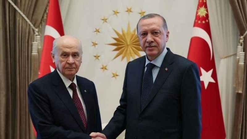 AK Parti ve MHP komisyon kurdu! Seçim sistemi değişebilir