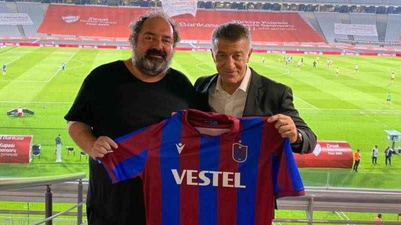 """Bir 'müjde' de Nevzat Aydın'dan geldi! """"Trabzonsporlular hazır olsun"""""""