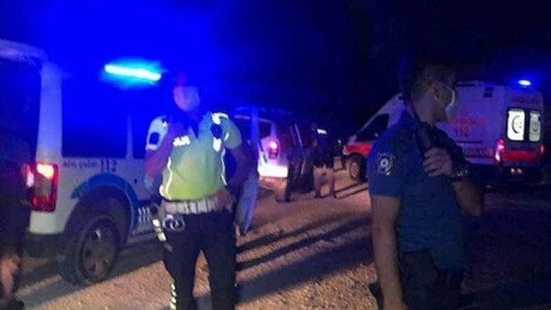 Zonguldak'ta iş adamına kanlı pusu: 2 kişi öldü