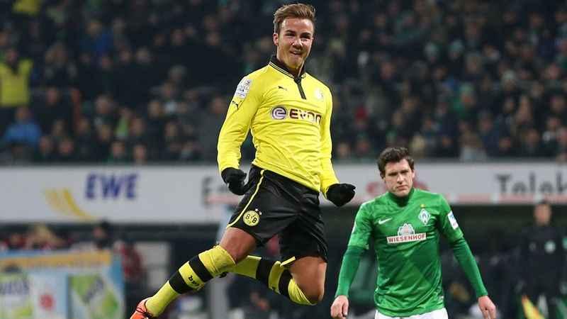 Almanya basını: Mario Götze'ye en iyi teklifi Galatasaray yaptı