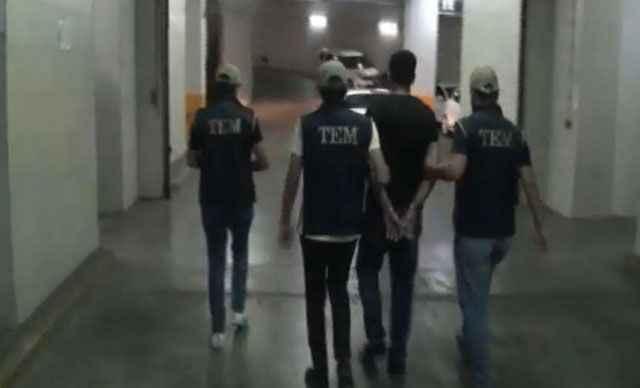 İstanbul'da polis merkezine saldıran kişi yakalandı