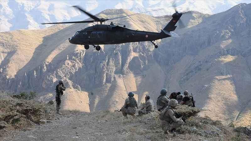 İlkbahar-yaz operasyonlarında 115 terörist etkisiz hale getirildi