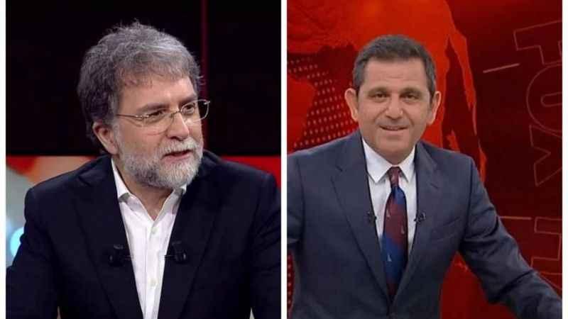 """Ahmet Hakan'dan Fatih Portakal'a eleştiri: """"Çığır falan açmadı.."""""""