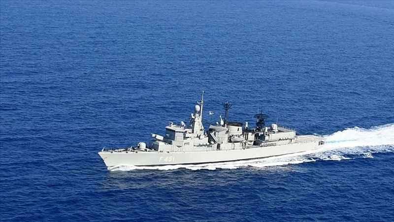 ABD ve Yunanistan Girit'in güneyinde ortak askeri tatbikat düzenledi