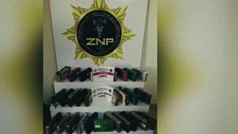 60 milyon liralık uyuşturucunun yakalandı, 3 şüpheli tutuklu!